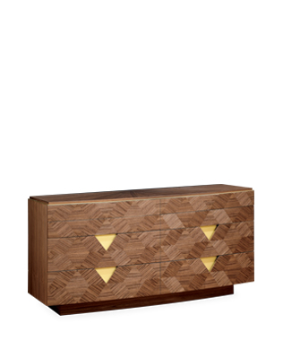 Avalon Chest of Drawers