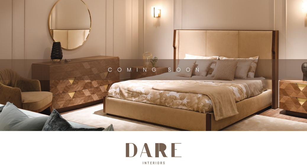 Dare Interiors - Coming soon